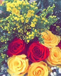خالفي الورد وأزهري في كل