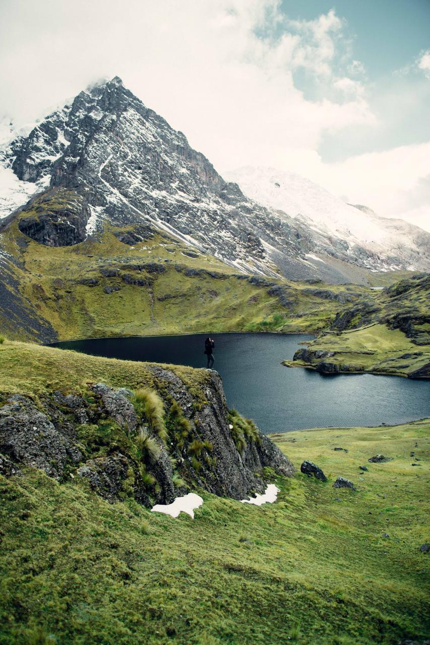 صور جبال مناظر طبيعية