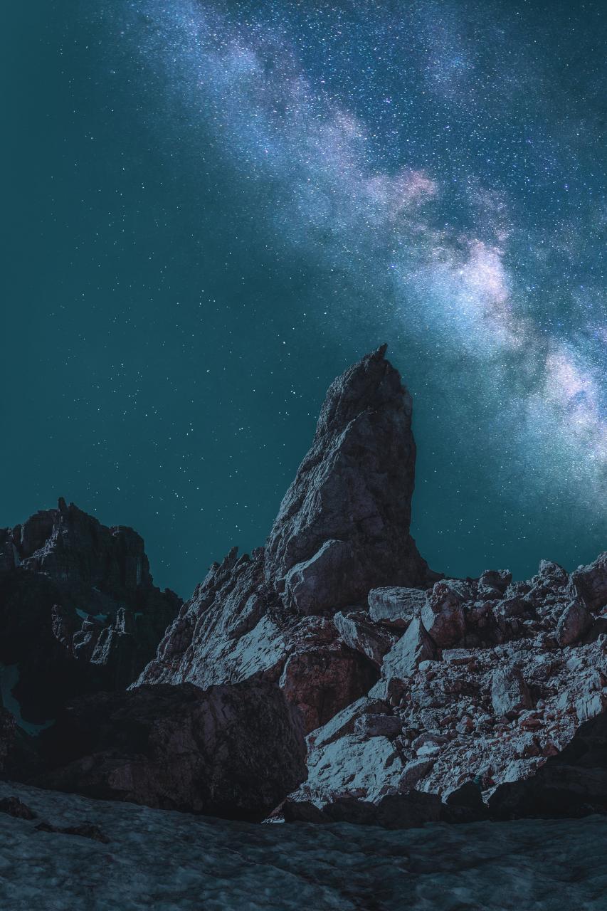 مناظر من الفضاء